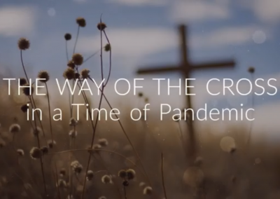 WAY OF THE CROSS IN A TIME OF PANDEMIC