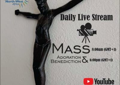 Nigeria: Streaming daily Masses and Benediction on YouTube