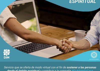 Servicio de Acompañamiento Espiritual