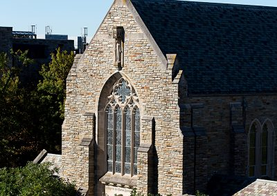 Loyola University Maryland livestreams Mass and provides spiritual resources