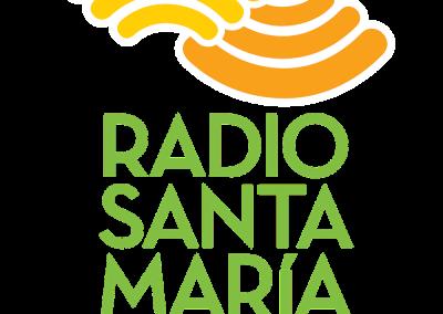 Eucaristía en la Radio Santa María