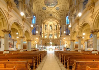 Daily and Sunday Mass from the Church of St. Francis Xavier in New York