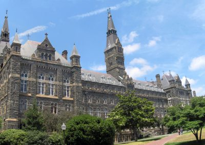 Georgetown University's Initiative on Innovation, Development and Evaluation