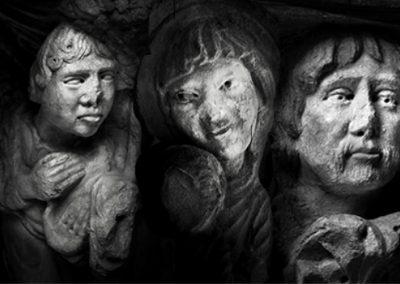 Les pierres vivantes de Pierre Martinot-Lagarde sj