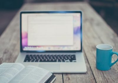 Celebrating the Word of God together online: A guide