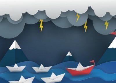 Lettera nella tempesta