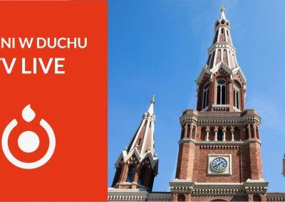 Łódź: Transmisje Mszy św., modlitw, nabożeństw, programu dla dzieci i wszystkich wydarzeń