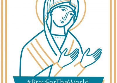 #PrayForTheWorld