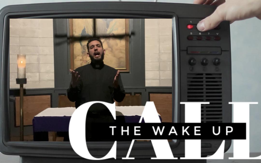 The Wake Up Call: Jesuit Rap Response to COVID-19 | Michael Martínez, SJ