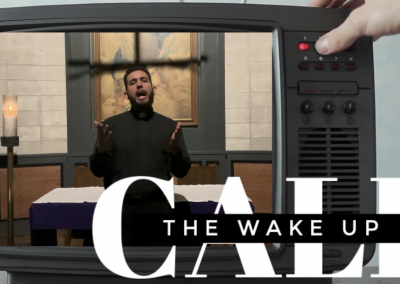 The Wake Up Call: Jesuit Rap Response to COVID-19 | Michael Martínez, SJ