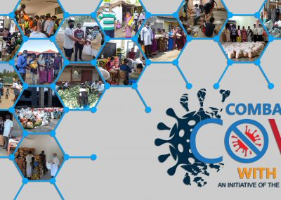 COV-WID – Combating Virus With Dedication | An initiative of the Karnataka Jesuit Province