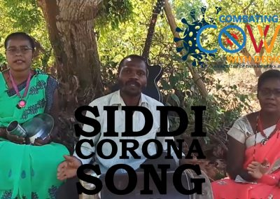 Siddi tribe song on Corona