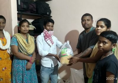 CHENNAI: Solidarity with COVID-19 affected and infected [Jesuit Migrant Service (JMS) and Loyola Institutions (Chennai)]