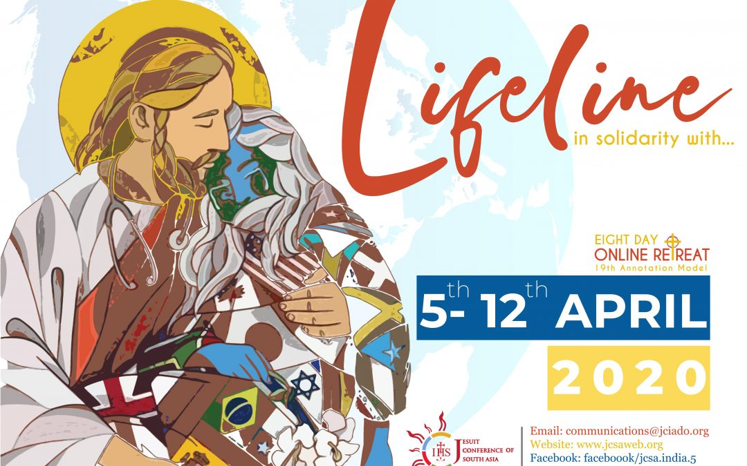 Lifeline -In Solidarity With… 8 Day Online Retreat (19th Annotation)