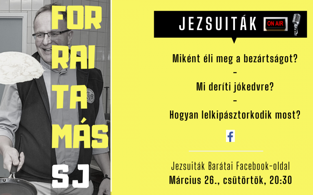 Online Interviews with Hungarian Jesuits