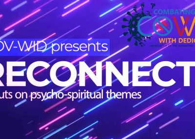 COW-VID » RECONNECT •Inputs on psycho-spiritual themes