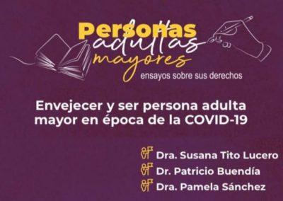 Envejecer y ser persona adulta mayor en época de la COVID-19