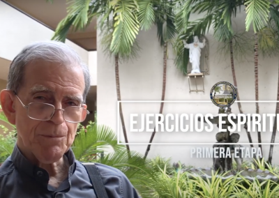 Ejercicios Espirituales en Línea – Primera Etapa (Centro de Espiritualidad Ignaciana, Miami)